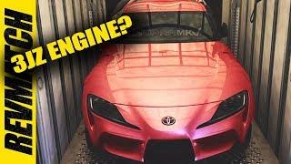 Download New 2020 Toyota Supra Engine - In Depth Video