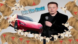 Download Elon Calling his Sheep to buy his New Toys! Video