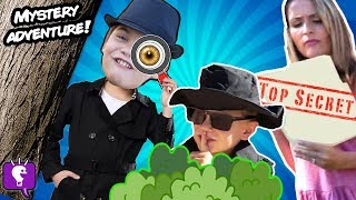 Download HobbySPY MYSTERY Adventure Part 1 by HobbyKidsTV Video