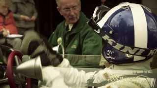 Download David Coulthard drives Jim Clark's Lotus 25 Video