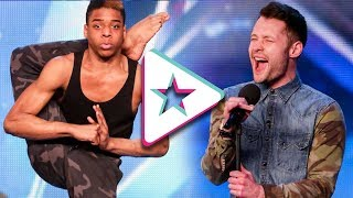 Download Top 10 Best Auditions Britain's Got Talent (part 2) Video