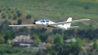 Download New Airfield 2320mm Fox Electric Glider Review Video