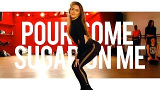 Download Def Leppard - Pour Some Sugar On Me   Choreography With Aisha Francis Video