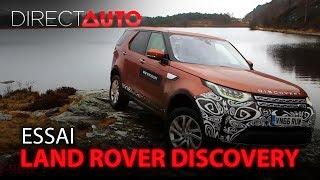 Download Essai - LAND ROVER DISCOVERY : Le 4x4 de l'extrême Video