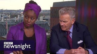 Download Chimamanda Ngozi Adichie and R Emmett Tyrrell: Full debate - BBC Newsnight Video