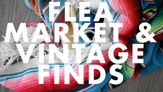 Download flea market & vintage finds Video