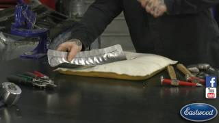Download Motorcycle Fender Fab! Building a Cafe Racer Fender from Scratch with Eastwood tools. Video