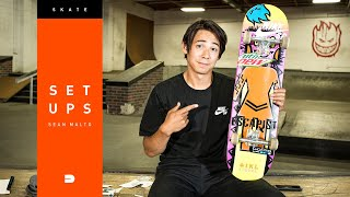 Download Setups: Sean Malto's Reliable Skateboard Gear Video