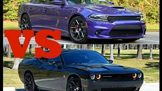 Download Why I Bought a Dodge Charger Scat Pack Over a Challenger Video