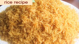 Download Rice Recipe ( Afghani Plain And Simple Rice Recipe ) Video