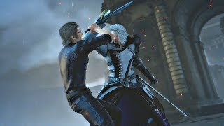 Download Final Fantasy XV Episode Ignis DLC - Ravus Boss Fight & Very Sad Cutscene Video