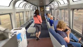 Download Amtrak Southwest Chief, Los Angeles to Chicago, May 2017 Video