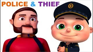 Download Zool Babies Series | Toy Store Robbery | Police & Thief Episodes | Cartoon Animation | Kids Shows Video