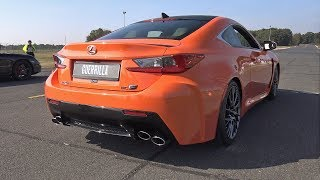 Download Lexus RC F w/ LOUD Exhaust System! Video
