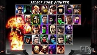 Download Mortal Kombat Quadrilogy BETA by Halil Scorpion with download link Video