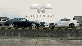Download Mercedes-Benz SL 500 & CLS 500 by PP Exclusive Video