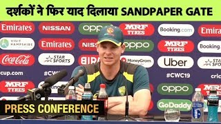 Download STEVE SMITH's reaction when booed by Spectators in WC warm-up game   #CWC2019 Video