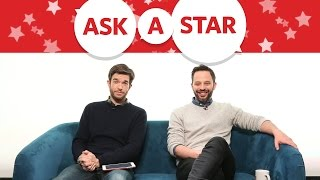 Download Ask a Star: John Mulaney & Nick Kroll of OH, HELLO ON BROADWAY Video