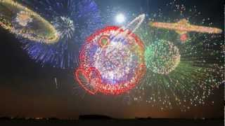 Download New Years 2013 - Synchronized Epic Music (Heart of Courage) - FWSim Fireworks Display - HD Video