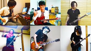 Download Canon Rock by JerryC with Japanese guitarists Video