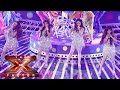 Download 4th Impact work it out... Beyoncè style! | Live Week 3 | The X Factor 2015 Video
