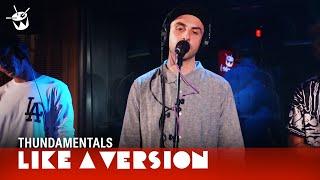Download Thundamentals Ft. Ev Jones cover Frank Ocean 'Ivy' for Like A Version Video