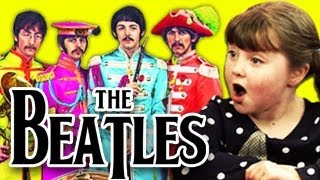 Download KIDS REACT TO THE BEATLES Video