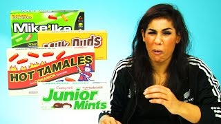 Download Irish People Taste Test American Cinema Candy Video