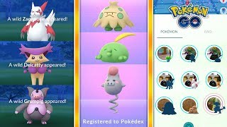 Download THE GREATEST GEN 3 HUNT IN POKEMON GO HISTORY! SUPER RARE CATCHES & SIGHTINGS! Video