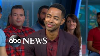 Download Jay Ellis dishes on 'Insecure' live on 'GMA' Video