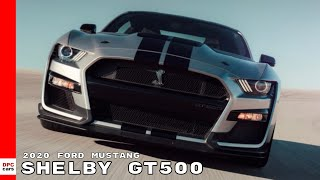 Download 2020 Ford Mustang Shelby GT500 Video