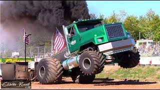 Download Semi/Truck/Tractor Pulls! Over The Top Diesel Showdown - Session 1 Video