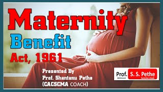 Download Maternity Benefit Act 1961 Video