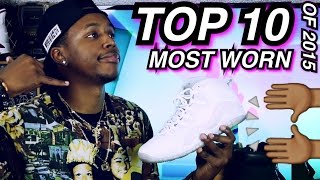 Download My Top 10 Most Worn Of 2015 Video