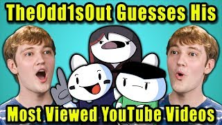 Download TheOdd1sOut Reacts To TheOdd1sOut Top 10 Most Viewed YouTube Videos Video