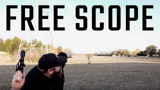 Download FREE SCOPE GIVEAWAY - Leupold EXTREME Torture Test Video
