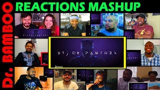 Download Honest Trailers - Black Panther REACTIONS MASHUP Video