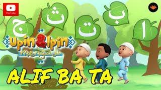 Download Upin & Ipin Mengaji - Alif Ba Ta Video