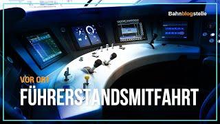 Download Führerstandsmitfahrt: Im ICE 4 auf Sonderfahrt Video