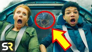 Download 20 Jurassic World Fallen Kingdom Easter Eggs You Totally Missed Video