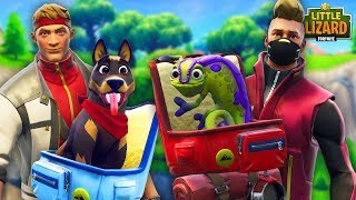 Download DIRE AND DRIFT SAVE THEIR NEW PETS *NEW SEASON 6* - FORTNITE SEASON 6 SHORT FILMS Video