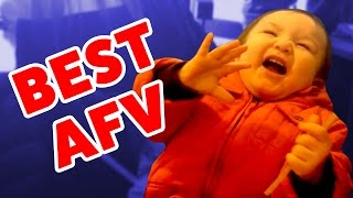 Download ☺ AFV (NEW!) Funniest Kids & Pets Bloopers & Moments of 2016 (Funny Fail Clip Montage) Video