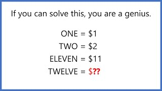 Download Can You Solve The Easiest Word Problem? Beauty of Mathematics Video