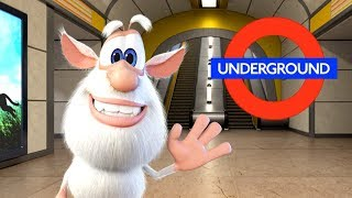 Download Booba - ep #19 - In the Subway 🚇 - Funny cartoons for kids - Booba ToonsTV Video
