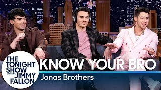 Download Know Your Bro with the Jonas Brothers Video
