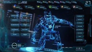 Download Windows Artificial Intelligence Jarvis Mark II Demo Video