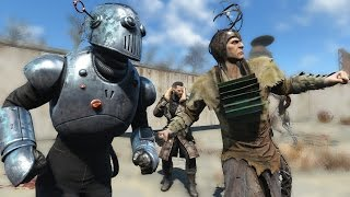 Download FALLOUT 4: FACTION LEADER FREE-FOR-ALL! Video
