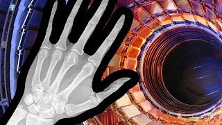 Download Putting your hand in the Large Hadron Collider... Video