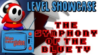 Download SUPER MARIO MAKER LEVEL SHOWCASE | THE SYMPHONY OF THE BLUE TV Video