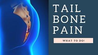 Download Addressing Tail Bone Pain / Coccydynia / Coccyx Pain Video